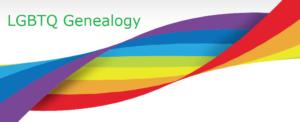 LGBTQ Genealogy Banner