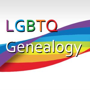 LGBTQ Genealogy Series Logo