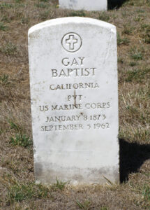 Military Tombstone