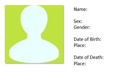 Basic Info Entry